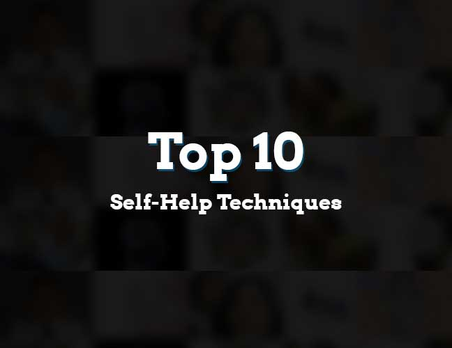 Anxiety Relief Self-Help Techniques: Intro