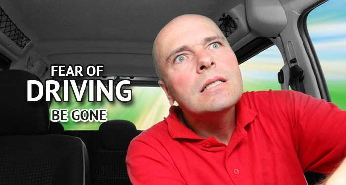 FEAR OF DRIVING ALLEVIATED with Anxiety Help Online